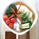 芋絲雜菜鍋