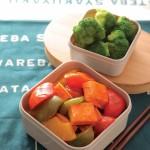 菠蘿燴豆腐乾