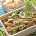 青椒炒薯絲