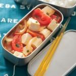 番茄燴豆腐粒飯