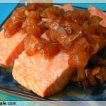 洋葱三文魚