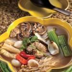 消腩西芹雜菌鍋