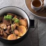 豆香蘿蔔燜排骨