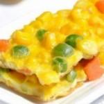 雜菜豆蛋餅