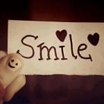 每天要開心笑!