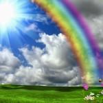 風雨過後有彩虹