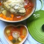通便蔬菜雞湯