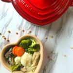 美肌鮮菌豆漿鍋