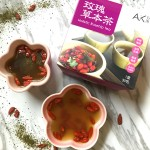 排毒玫瑰茶凍