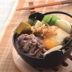 日式牛肉大蔥鍋