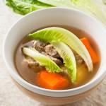 鮮菜瘦身湯