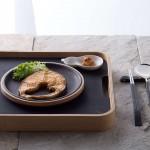 味噌柚子醬煎銀鱈魚